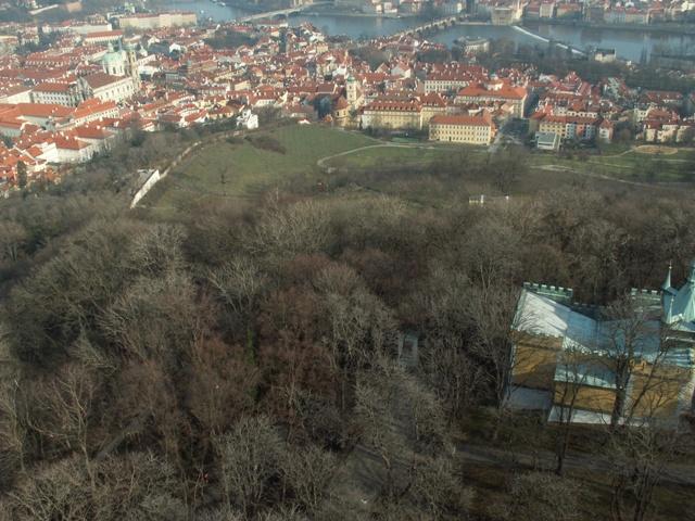 Přírodní památka Praha-Petřín