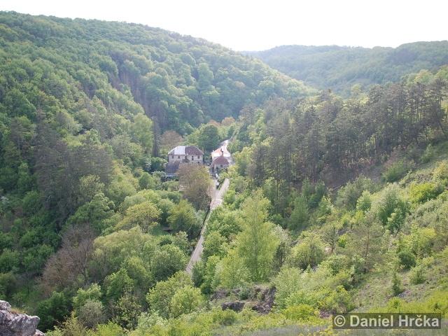 Radotínské údolí