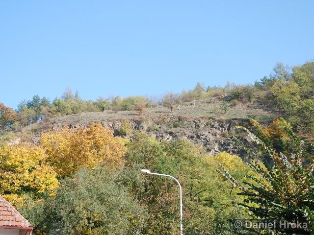 přírodní památka Baba - lom