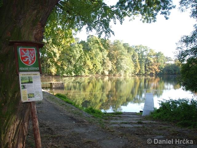 VINOŘSKÝ PARK – přírodní rezervace