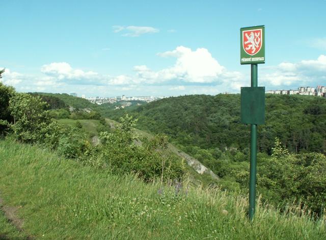 Chráněná území a zajímavé přírodní celky hlavního města Prahy
